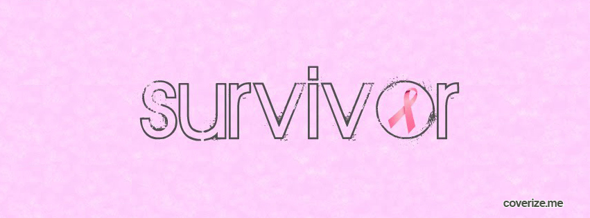 Breast Cancer Survivor Quotes Adorable Breast Cancer Survivor Facebook Cover  Coverize  Free