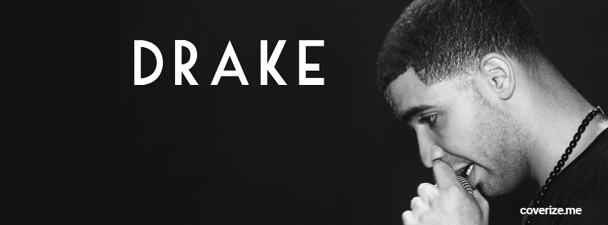Drake Facebook Cover | coverize.me | FREE Facebook Covers!