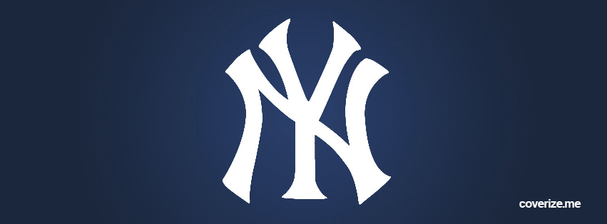 New York Yankees Facebook Cover   coverize me   FREE Facebook Covers