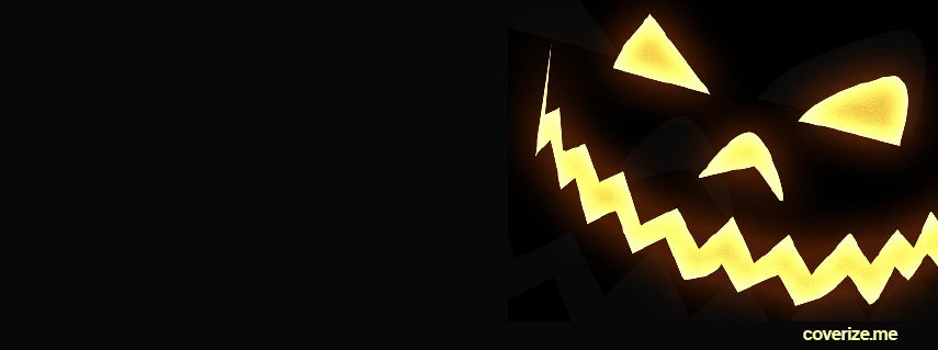 Halloween Jack Facebook Cover | coverize.me | FREE Facebook Covers!